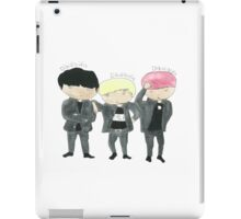 SHINee Dibidibidis iPad Case/Skin