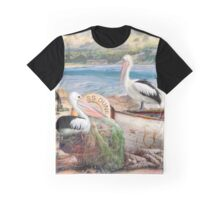 Pelican Cove Graphic T-Shirt