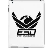 ESD - Earth Space Defense iPad Case/Skin