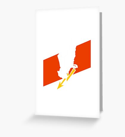 JW GROM POLAND SPECIAL FORCE Greeting Card