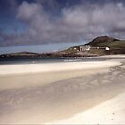 The Sands of Barra. by Larry Lingard-Davis