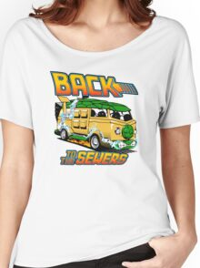 Back to the Sewers Women's Relaxed Fit T-Shirt