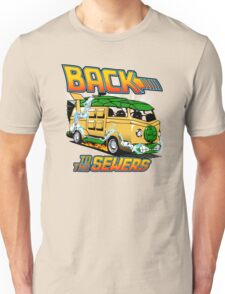 Back to the Sewers Unisex T-Shirt