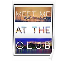GREEN VELVET | MEET ME AT THE CLUB Poster