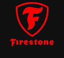 Firestone CAr racing tyre Unisex T-Shirt