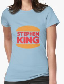 Stephen King Womens Fitted T-Shirt