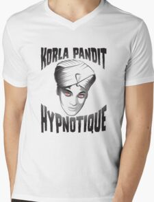 Korla Pandit - Hypnotique Mens V-Neck T-Shirt