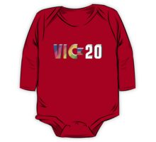 Vic 20 One Piece - Long Sleeve