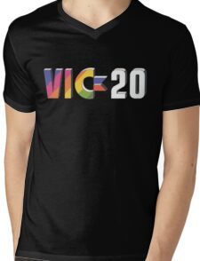 Vic 20 Mens V-Neck T-Shirt