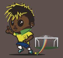 Neymar jr. Soccer by mikoto