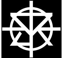 redesign rebuild reclaim logo Photographic Print