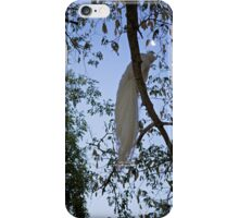 Percy Peacock iPhone Case/Skin
