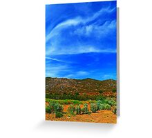 Arizona SkyWay Greeting Card