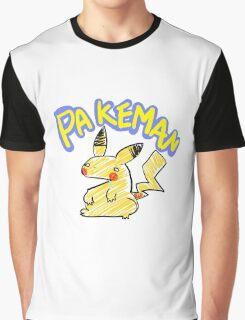 PAKEMAN Graphic T-Shirt