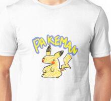PAKEMAN Unisex T-Shirt