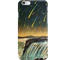 Comet Storm iPhone Case/Skin