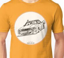 Crazy Car Art 0064 Unisex T-Shirt