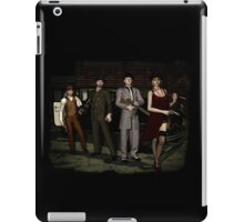 She And The Boys iPad Case/Skin