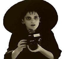Lydia- Beetlejuice  Photographic Print