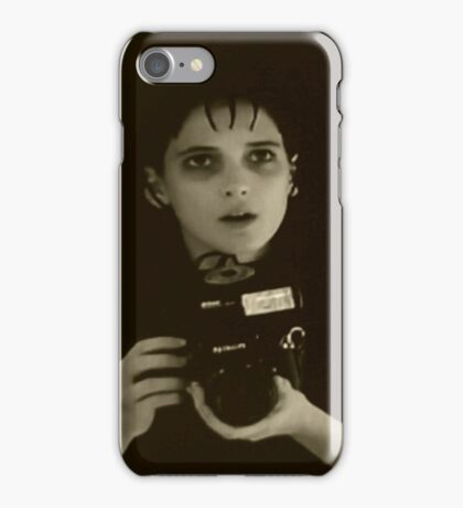 Lydia- Beetlejuice  iPhone Case/Skin
