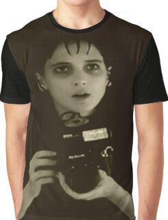 Lydia- Beetlejuice  Graphic T-Shirt