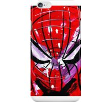 Spiderman splash iPhone Case/Skin