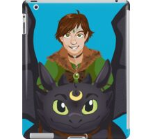 Pretty Dragon Sailor H-ccup iPad Case/Skin