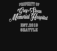 Property of Grey Sloan Memorial Hospital Men's Baseball ¾ T-Shirt