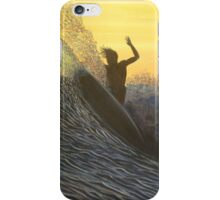 Backlit Buckets iPhone Case/Skin