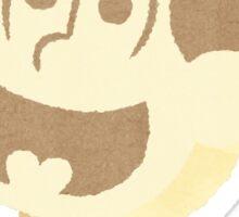 Jyushi Pop Sticker