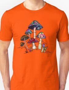 Garden of Shroomz Unisex T-Shirt