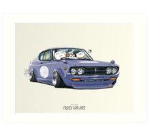 ozizo art 0013 Art Print