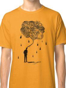 Raining man Classic T-Shirt