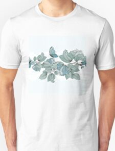 Floral Background Unisex T-Shirt
