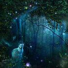 Celestial Cat by autumnsgoddess