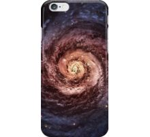 Spiral galaxy iPhone Case/Skin