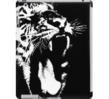Monochrome Tiger iPad Case/Skin