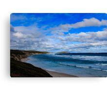 10 Mile Beach Esperance WA Canvas Print