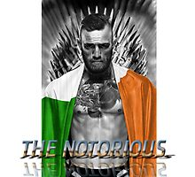 UFC The Notorious Photographic Print