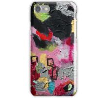 when gravity frees me iPhone Case/Skin