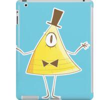 Bill Cipher iPad Case/Skin