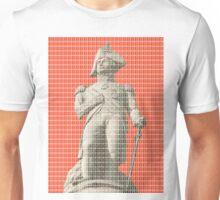 Nelson - Orange Unisex T-Shirt