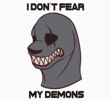 I Don't Fear My Demons by sephinta