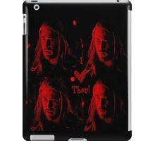 I love Thor iPad Case/Skin