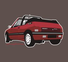 Peugeot 205 CTI cabriolet version 2 by car2oonz