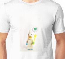 Lucky unicorn Unisex T-Shirt