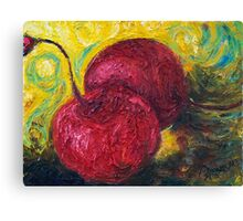 Maraschino Cherries Canvas Print