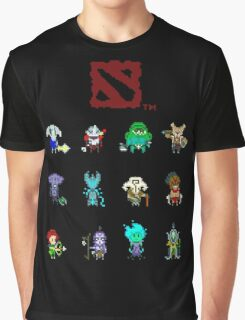 dota 2 pixelbatch Graphic T-Shirt