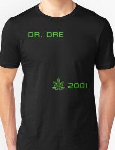 -MUSIC- Dr Dre 2001 Cover Unisex T-Shirt