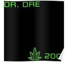 -MUSIC- Dr Dre 2001 Cover Poster